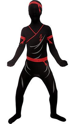 Boys Ninja Morphsuit