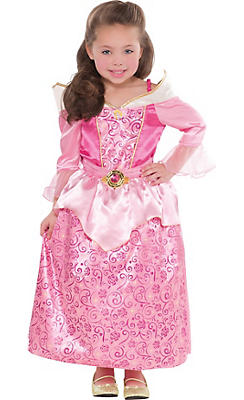 Toddler Girls Classic Aurora Costume