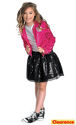 Girls Shake It Up Costume Deluxe