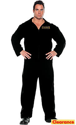 Adult Coroner Costume Plus Size
