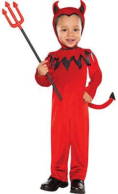 Party City Halloween Costumes For Boys boys ash costume pokemon Toddler Boy Devil Costume