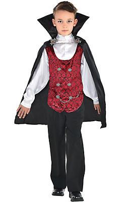 Party City Halloween Costumes For Boys boys headless boy costume Boys Dark Vampire Costume