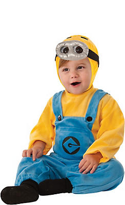 Toddler Boys Dave Minion Costume - Despicable Me 2
