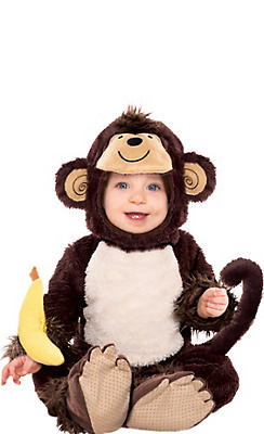 quick shop baby monkey costume - Infant Penguin Halloween Costume