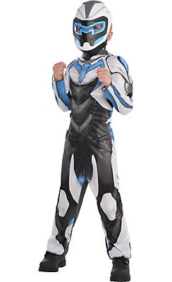 Little Boys Max Steel Costume