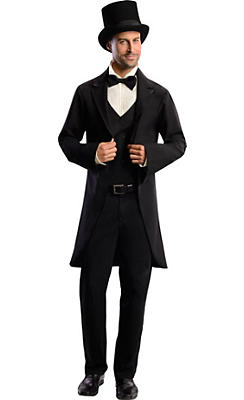 Adult Oscar Diggs Costume Deluxe - Oz the Great and Powerful