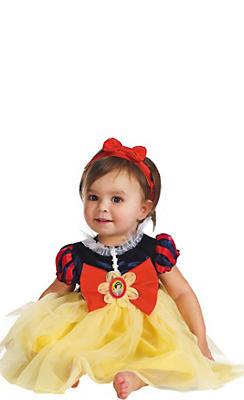 Baby Classic Snow White Costume