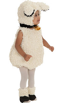 Baby Lovely Lamb Costume