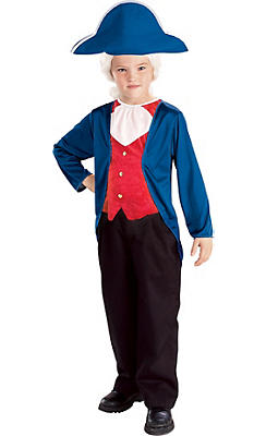 Colonial Costumes for Boys - Colonial Outfits - Party City