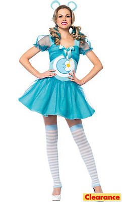 Adult Bedtime Bear Costume - Care Bears