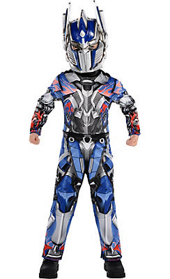 Little Boys Optimus Prime Costume - Transformers 4