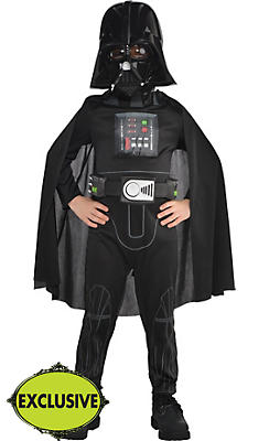 Boys Darth Vader Costume Classic - Star Wars