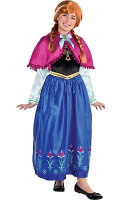 anna costumes - Halloween Anna Costume