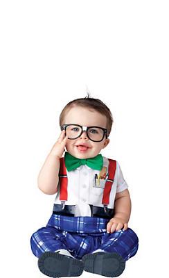 Baby Nursery Nerd Costume