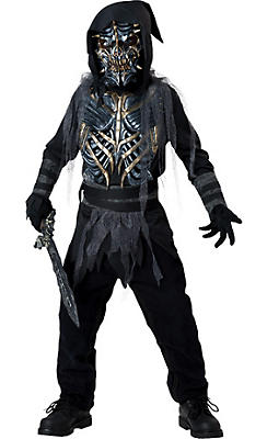 Boys Death Warrior Costume
