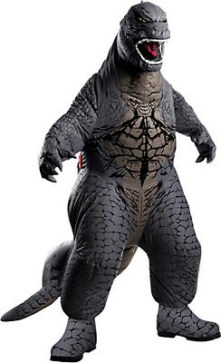 Boys Inflatable Godzilla Costume