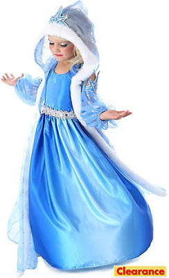 Girls Icelyn the Winter Princess Costume