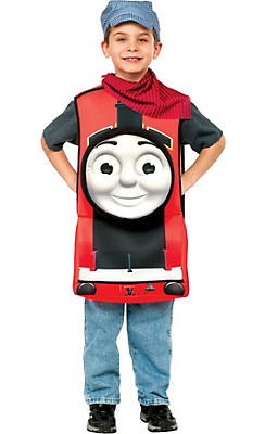 Toddler Boys James Costume Deluxe - Thomas & Friends