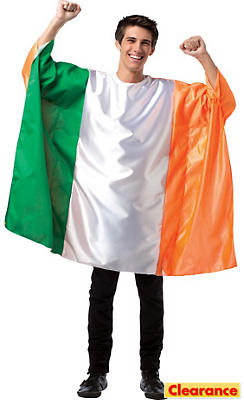 Adult Irish Flag Tunic