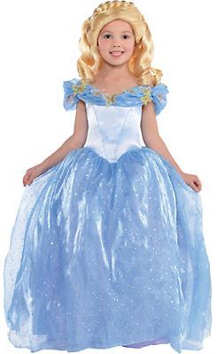 Toddler Girls Cinderella Costume - Disney Cinderella Movie