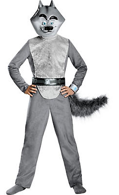 Boys Agent Classified Costume Deluxe - Penguins of Madagascar