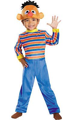 Toddler Boys Ernie Costume Deluxe - Sesame Street