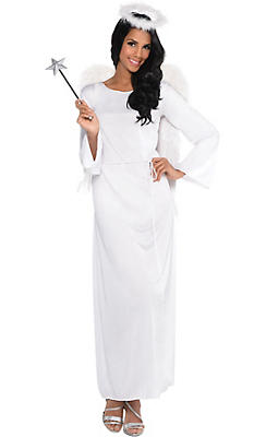Adult Heaven Sent Angel Costume