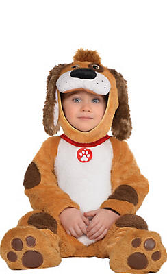 Baby Playful Pup Dog Costume