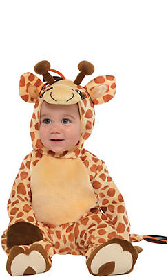 quick shop baby giraffe costume - City Party Halloween Costumes