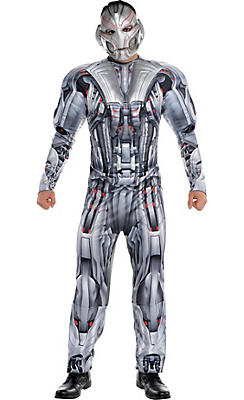 Adult Ultron Muscle Costume - Avengers: Age of Ultron