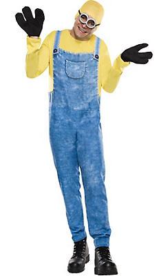Adult Bob Minion Costume - Minions Movie