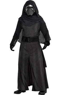 Adult Kylo Ren Costume Deluxe - Star Wars Episode VII The Force Awakens