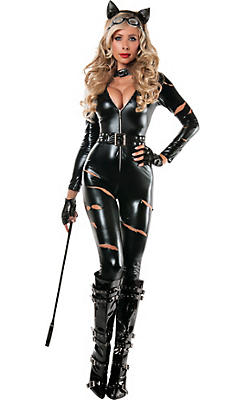 Adult Feline Hottie Sexy Cat Costume