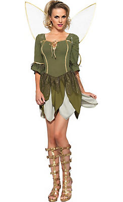 Adult Rebel Tink Fairy Costume