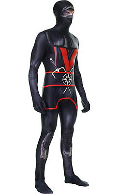 Boys Stealth Ninja Morphsuit