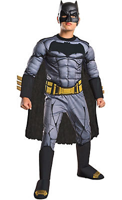 Party City Halloween Costumes For Boys boys captain america muscle costume captain america civil war Boys Batman Muscle Costume Deluxe Batman V Superman Dawn Of Justice