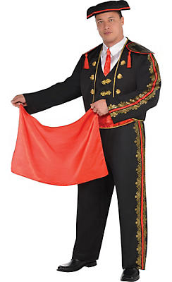 Adult Matador Costume Plus Size