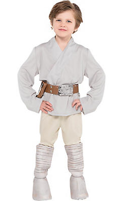 Little Boys Luke Skywalker Costume - Star Wars
