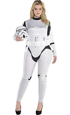 Adult Stormtrooper Costume Plus Size - Star Wars