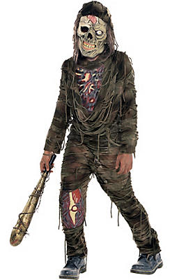 quick shop boys creepy zombie costume - Halloween Costumes Of Zombies