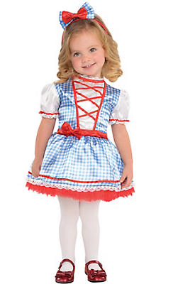 Baby Dorothy Costume - The Wizard of Oz