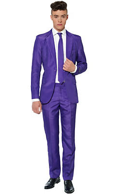 Adult Purple Suit