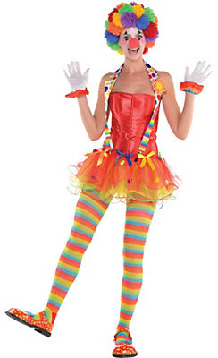 Adult Clown Costume Premier
