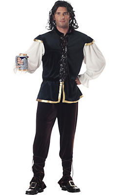 Adult Tavern Man Costume