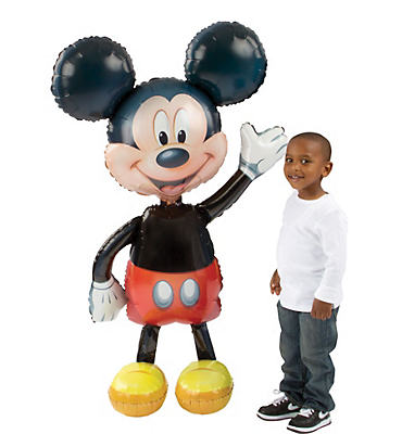 Giant Gliding Mickey Mouse Balloon 52in