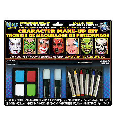 Character Makeup Kit 14pc