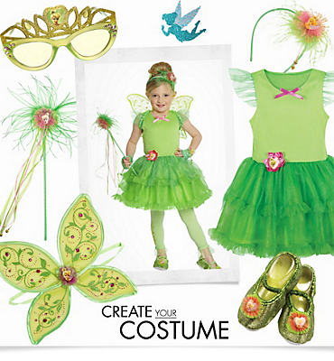 Girls' Tinker Bell