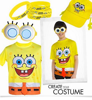 Boys' SpongeBob