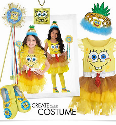 Girls' SpongeBob