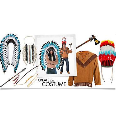 Men's Native American